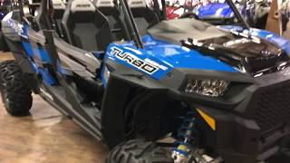 9. 2018 POLARIS RZR XP 4 TURBO EPS P943609