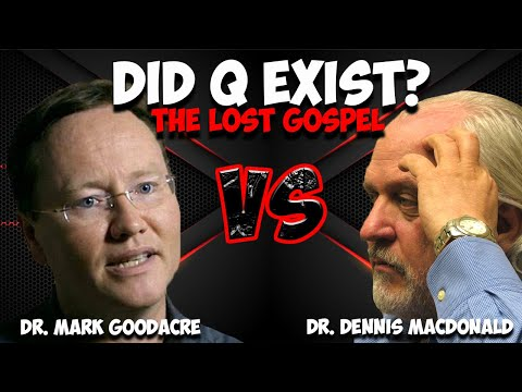 The lost Gospel - Mark Goodacre and Dennis MacDonald debate the existence of a Q Source.