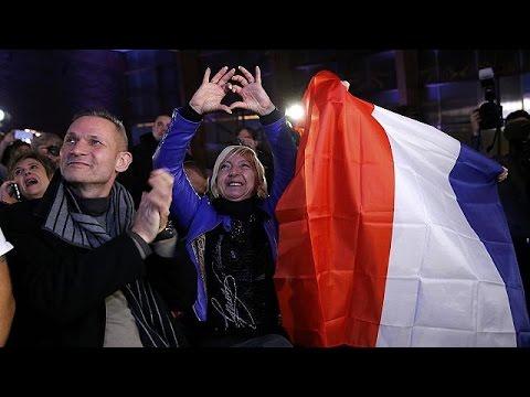 Γαλλία: Η ακροδεξιά κερδίζει τον πρώτο γύρο των προεδρικών εκλογών