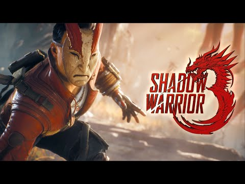 Shadow Warrior 3 : Teaser Trailer