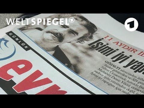Türkei: Journalisten hinter Gittern| Weltspiegel
