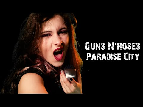 "Guns N' Roses  ""Paradise City"" Cover by Andrei Cerbu"