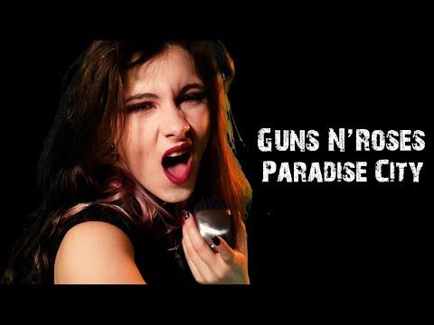 "Guns N' Roses  ""Paradise City"" Cover by Andrei Cerbu"