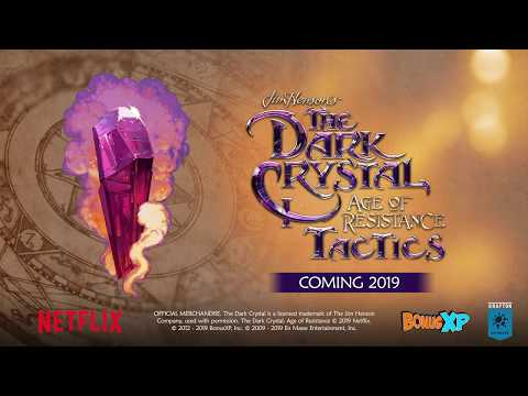 The Dark Crystal: Age of Resistance Tactics #1