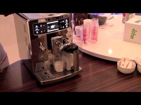Saeco Xelsis: la macchina da caffè più tecnologica al mondo