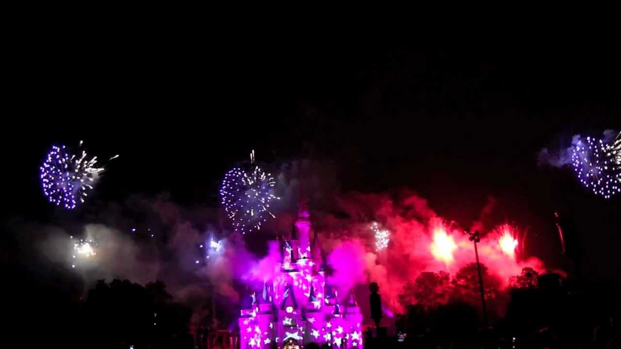 Disney's Celebrate America - A 4th of July Concert in the Sky 2012