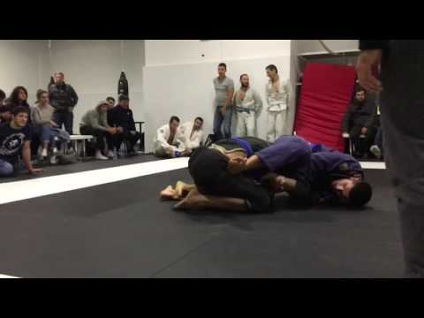 Bjj Mania Challenge 4 - 1 схватка (1 часть) (видео)