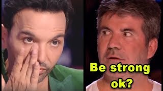 Video Top 10 *MEN STARTS TO CRY* EMOTIONAL MOMENTS ON GOT TALENT! MP3, 3GP, MP4, WEBM, AVI, FLV Desember 2018