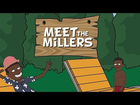 Meet The Millers: Episode 1 - Can I Swim?