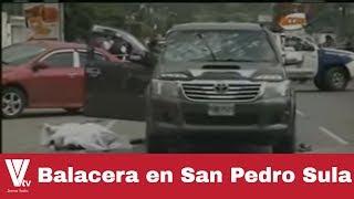 San Pedro Sula Honduras  city photos : URGENTE: Brutal balacera en centro comercial de San Pedro Sula