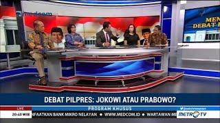 Video Siapa Unggul di Debat Perdana Pilpres: Jokowi atau Prabowo MP3, 3GP, MP4, WEBM, AVI, FLV Februari 2019