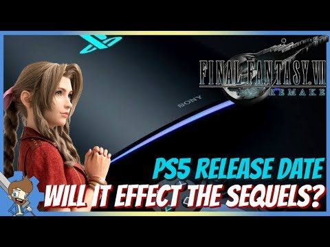 FF7 Remake - PS5 Release Date Announced! Will It Effect The Sequels?
