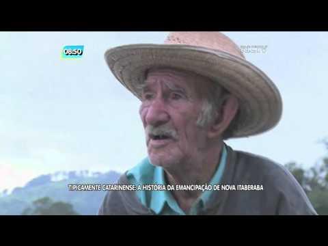 Tipicamente Catarinense: a história da emancipação de Nova Itaberaba