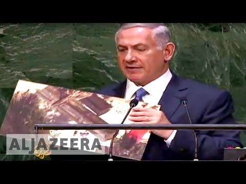 Netanyahu - Israel's prime minister has warned the United Nations that a nuclear-armed Iran would pose a far greater threat than the armed group Islamic State of Iraq and the Levant (ISIL), which he compared...