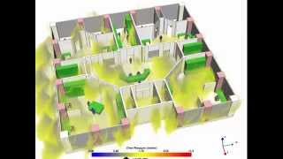 Building Structure Demonstration - City Scenario