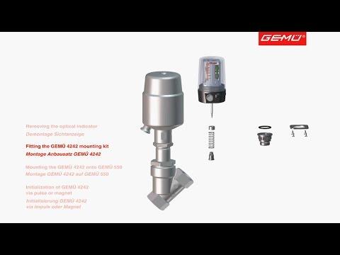 Combi Switchbox | GEMÜ 4242