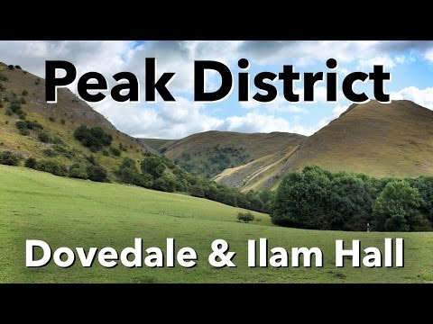 Peak District Walk - Dovedale & Ilam Hall