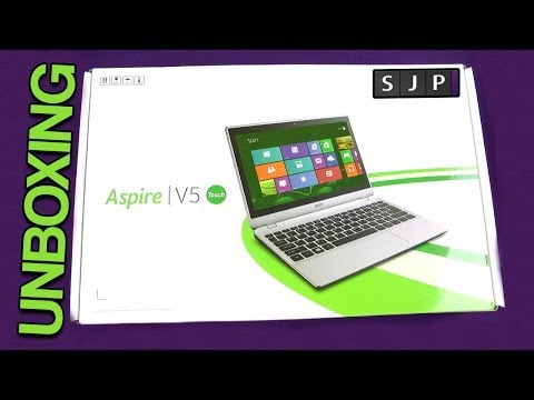 11.6 - Pick up the Aspire V5 below and help support my videos :) (It's Free) USA = http://amzn.to/17JQ8j9 UK = http://amzn.to/1cBGcfw http://samjpullen.com/acer-asp...