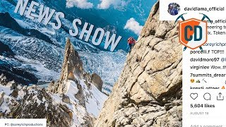 David Lama's Audacious Solo Ascent In The Himalayas | Climbing Daily Ep.1283 by EpicTV Climbing Daily