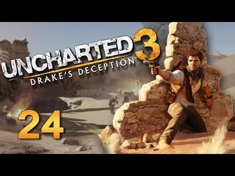 Let's play Uncharted 3, часть 24