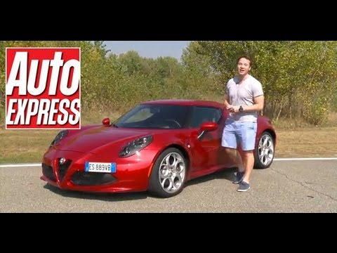 Alfa Romeo 4C review – Auto Express