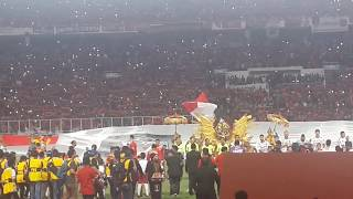 Video Merinding Aksi Suporter Persija Di Final Piala Presiden 2018 | Action Cool Soccer Supporters MP3, 3GP, MP4, WEBM, AVI, FLV Oktober 2018