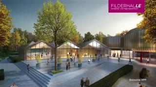 DIE NEUE FILDERHALLE | Kongresszentrum FILDERHALLE bei Stuttgart