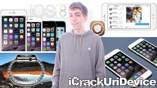 IPhone 6 Vs IPhone 6 Plus, IOS 8 Jailbreak 7.1.2 Info, IOS 8 GM, IPhone 6 Features Review&More