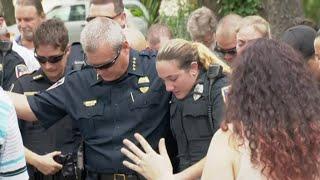 Vigil held for slain Kissimmee officers (WESH)