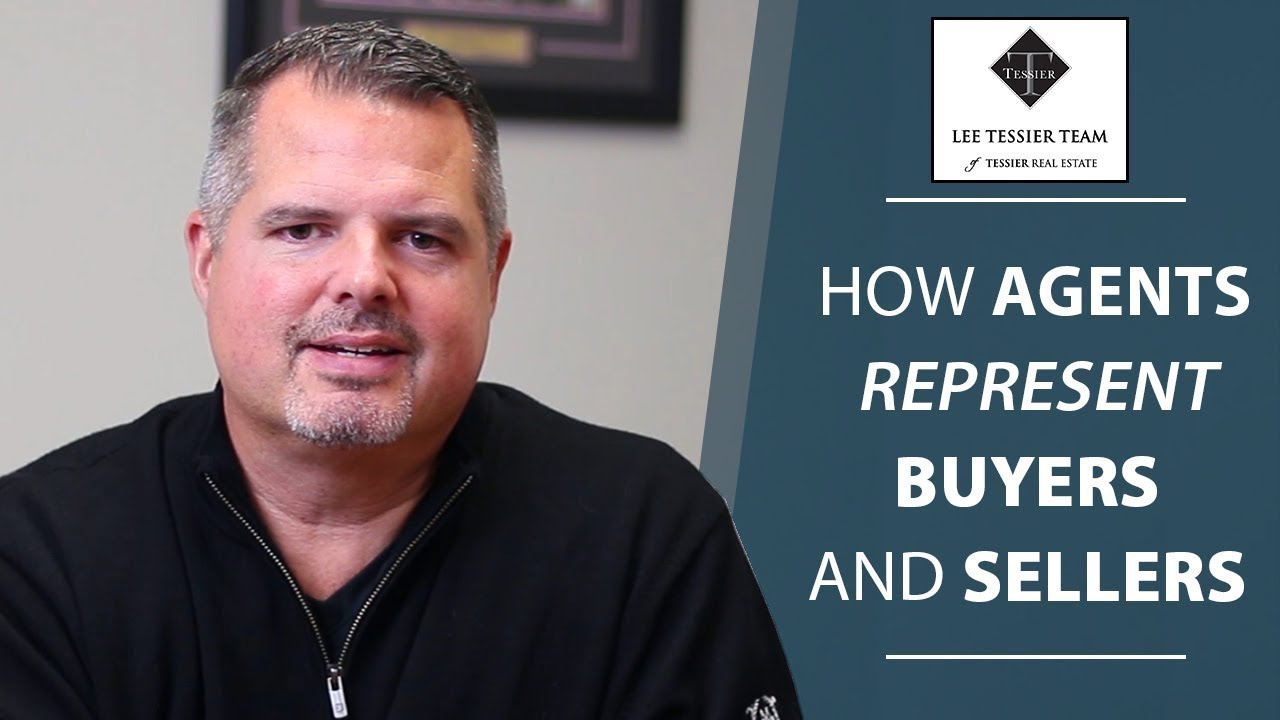 How Do Agents Represent Buyers and Sellers?