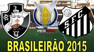Vasco x Santos (29/11/2015) ao vivo no premier. assista on line em hd a 37° rodada do brasileirão 2015. O Vasco precisa vencer...