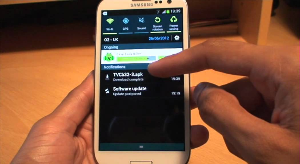 Descargar How to Watch TV on Samsung Galaxy S3, SIII, i9300 para Celular  #Android