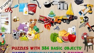 384 Puzzles for Preschool Kids videosu