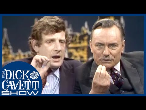 Enoch Powell & Jonathan Miller Debate Issues Around UK Immigration   The Dick Cavett Show