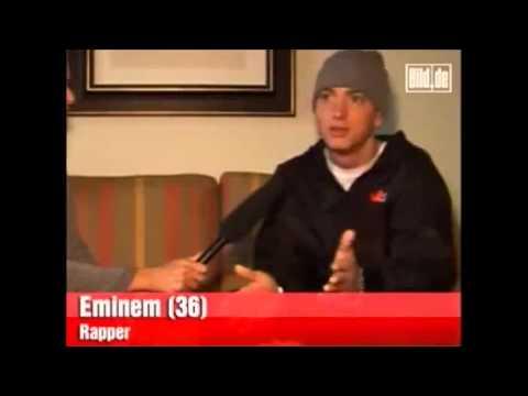 Eminem spricht Deutsch