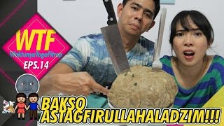 Video #WTF14 MUKBANG INDONESIA 2KG MEATBALL (BAKSO ASTAGFIRULLAH) MP3, 3GP, MP4, WEBM, AVI, FLV Desember 2017