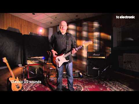 Classic U2 guitar sounds on Nova System by Russel Gray