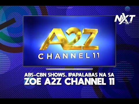 ABS-CBN programs, mapapanood na sa A2Z Channel 11 | NXT