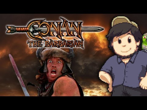 Conan the Barbarian – JonTron