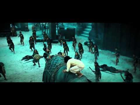 Tony Jaa    Ong bak 3  Fight Scene  HD