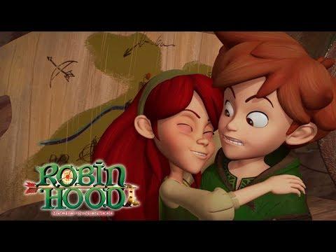 ROBIN HOOD - The best of enemies