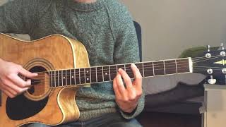 Video Havana - Camila Cabello ft. Young Thug (Acoustic Guitar and Loop Station Cover) MP3, 3GP, MP4, WEBM, AVI, FLV Maret 2018