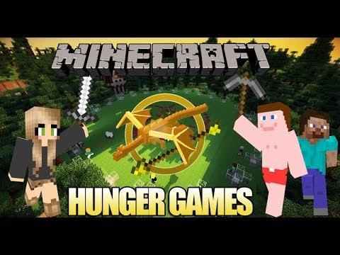 HUNGER GAMES EPIC !! – Minecraft