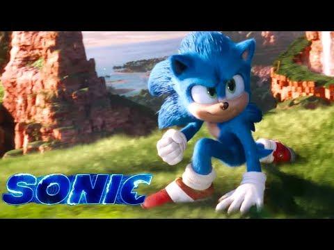 Sonic The Hedgehog Trailer #2