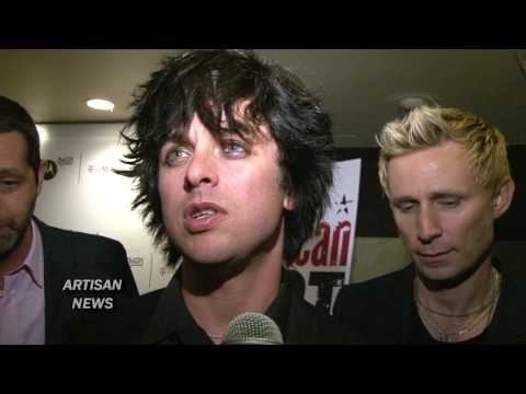 GREEN DAY'S AMERICAN IDIOT OPENS ON BROADWAY; BEST MOMENT IN BAND'S CAREER?