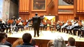 San Pietro a Majella brass ensemble concerto del 28/04/2014.