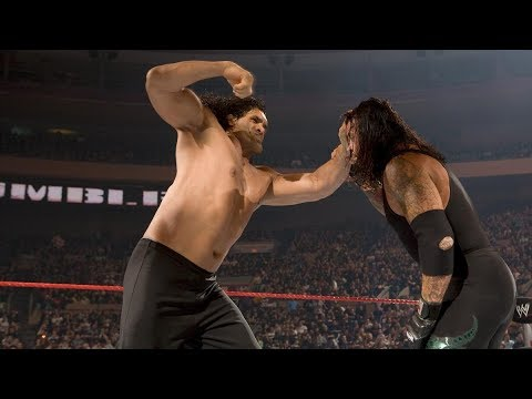 Undertaker Vs. The Great Khali Full Match | SmackDown LIVE 2018 | WWE VideoZ KinG