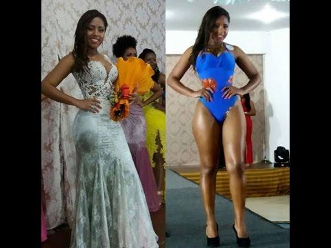 Desfile beleza negra /concurso beleza negra 2008 em Macaé