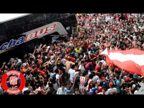 RpkdC - BANDERAZO CIRUJA - SAN MARTIN DE TUCUMAN - FIESTA EN CIUDADELA - 07/04/16 - La Banda del Camion - San Martín de Tucumán