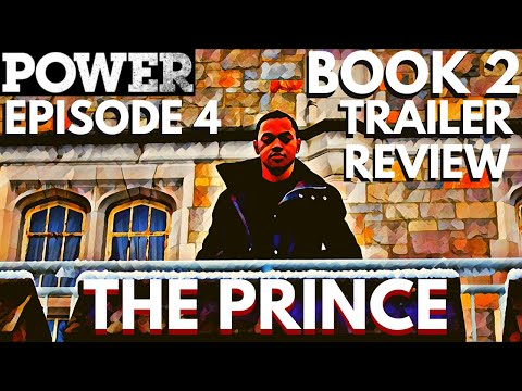 Power Book 2 Ghost Episode 4 Trailer Breakdown: The Prince | Power Ghost